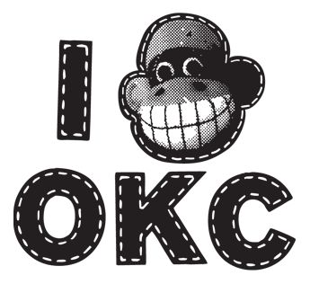 I 'monkey face' OKC!